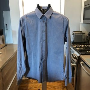 Calvin Klein Extreme Slim Fit Men's Dress Shirt
